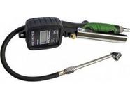Пистолет для подкачки шин с манометром, шлангом и жестким удлинителем для грузовых а/м 0-14Bar RockForce RF-9T0401D