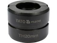 Обжимная головка тип TH 20мм для YT-21735