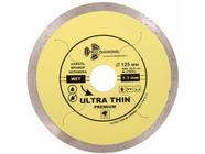 Диск алмазный 125 Сплошной Ультратонкий Trio-Diamond UTW502
