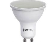 Лампа светодиодная 7Вт SP POWER 230В GU10 4000К Jazzway (5019003)