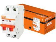 Автоматич. выключатель ВА47-29 2Р 40А 4,5кА х-ка В TDM (SQ0206-0030)