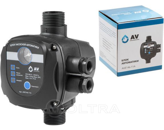 Блок автоматики AVE146-11A AV Engineering