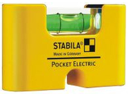 Уровень Pocket Electric Stabila (17775)