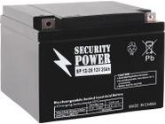 Аккумуляторная батарея Security Power 12V/26Ah (SP 12-26)