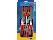 Набор инструментов электроизолированных 3пр Knipex KN-002012