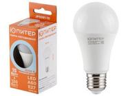 Лампа светодиодная A60 СТАНДАРТ 15 Вт 170-240В E27 4000К ЮПИТЕР (120 Вт аналог лампы накал., 1200Лм, нейтральный белый свет) (JP5081-10)