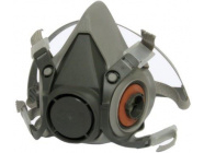 Полумаска без фильтра 3M (6200) (XA007707012)