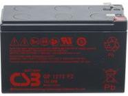 Аккумуляторная батарея CSB 28W F2 12V/7.2Ah (GP 1272)