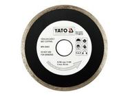 Круг алмазный 125x22,2мм (сплошной) YatoYT-6013