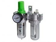 Фильтр воздушный с регулятором давления и маслораспылителем Eco (AU-02-14)