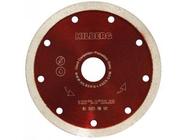 Диск алмазный 125 сплошной ультратонкий Hilberg HM502