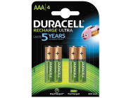 Аккумуляторная батарея AAA 1.2V/750mAh Duracell 4BP