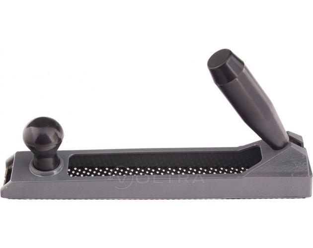 Рубанок обдирочный для гипсокартона 250х42мм переставная ручка Matrix (879165)