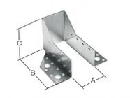 Опора бруса раскрытая 51х105x76 мм OBR R STARFIX (SMP-62103-1)