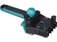 Устройство для подготовки соединений с помощью деревянных шипов Wolfcraft (4640000)