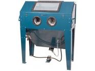Пескоструйная камера с электродвигателем для очистки воздуха 420л Forsage F-SBC420