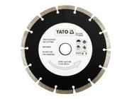 Круг алмазный 180x22,2мм (сегмент) Yato YT-6004