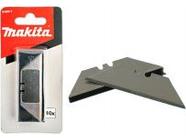 Лезвия универсальные к выдвижным ножам 10шт Makita B-65517