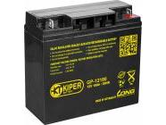 Аккумуляторная батарея Kiper 12V/18Ah (GP-12180)