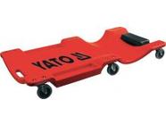 Тележка-лежак подкатная 100см Yato YT-0880
