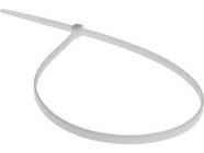 Хомут-стяжка 2.5х150 мм белый (100 шт в уп.) Starfix (SMP-27224-100)