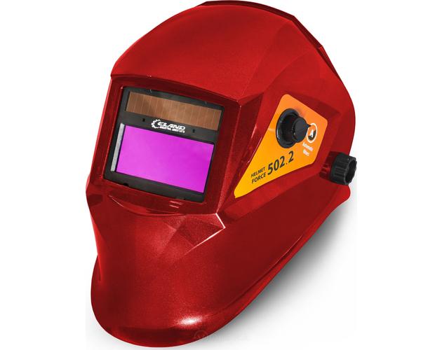 Eland Helmet Force 502.2 (красный)
