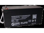 Аккумуляторная батарея Kiper 12V/200Ah (GPL-122000)