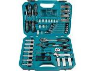 Набор ручного инструмента 87пр Makita E-08458
