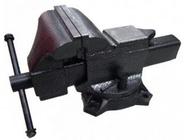 Тиски стальные поворотные с наковальней Forsage F-6540204A