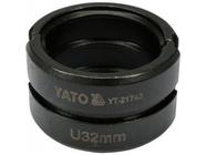 Обжимная головка тип U 32мм для YT-21735