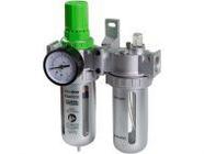 """Фильтр воздушный с регулятором давления и маслораспылителем 1/2"""" Eco (AU-02-12)"""