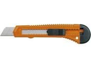 Нож с выдвижным лезвием 18мм Vorel 76180