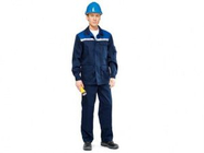 Костюм (куртка+брюки) Стандарт-1 р.60-62 рост 170-176 (летний)