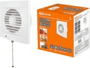 Вентилятор бытовой настенный 120 СВ, с выключателем, TDM (SQ1807-0017)