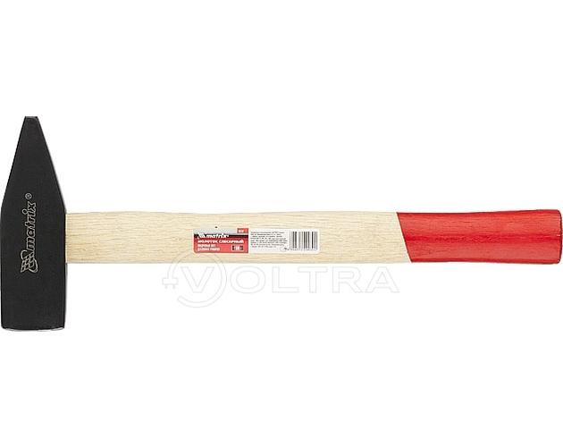 Молоток слесарный 1500г деревянная рукоятка Matrix (10237)