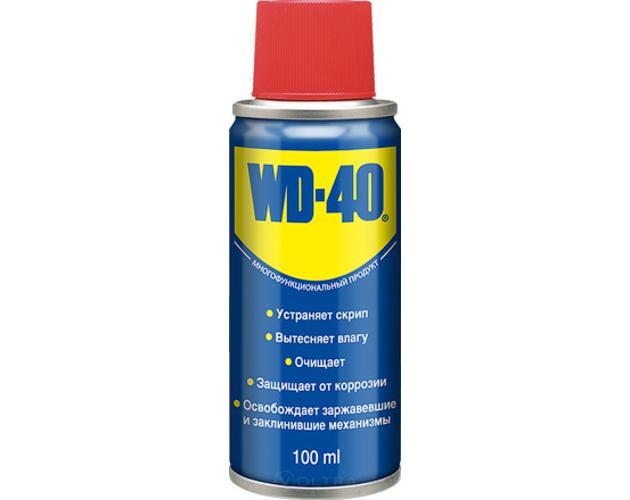 Смазочно-очистительная смесь WD-40 100мл