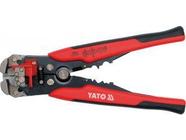 Клещи для резки, зачистки и обжима проводов 205мм Yato YT-2270