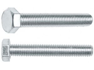 Болт М10х140 мм шестигр., цинк, кл.пр. 5.8, DIN 933 (20 кг.) Starfix (SM-17593-20)