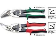 Ножницы по мет. изогнутые 240мм правые Toptul (SBAD0224)