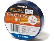 Изолента ПВХ 18ммх10м синяя Startul Profi (ST9047-2)