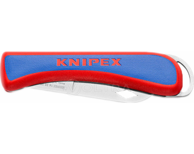 Нож электрика складной Knipex KN-162050SB