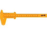 Штангенциркуль пластиковый 150мм Vorel 15120