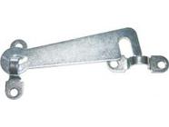 Крючок дверной 75мм белый цинк Starfix (SMP-98477-1)