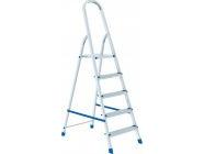 Лестница-стремянка алюминиевая 5 ступеней Сибртех (97715)