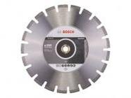 Алмазный круг 350х20/25,4мм асфальт Bosch Professional (2608602625)