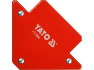 Струбцина магнитная для сварки 11,5кг Yato YT-0863