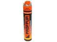 Пена монтажная профессиональная огнестойкая Profpur Ultra 750мл (4814016001953)