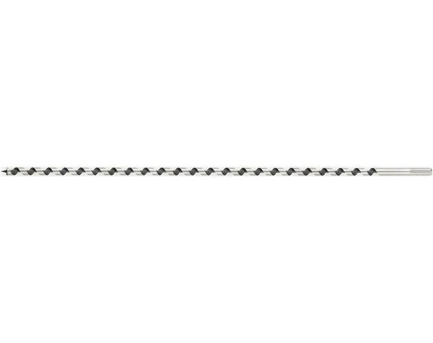 Сверло по дереву шнековое 38х600мм шестигранный хвостовик Matrix (70187)