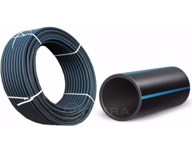 Труба водопр. питьевая 25х2.0 SDR13,6 Белполипластик, м.п. (черная)