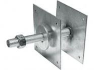 Опора регулируемая 150мм М24 ARH STARFIX (SMP-36144-1)